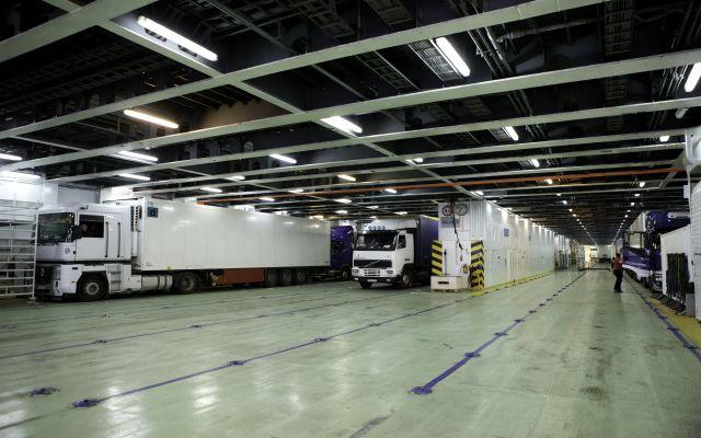 cargo unity line